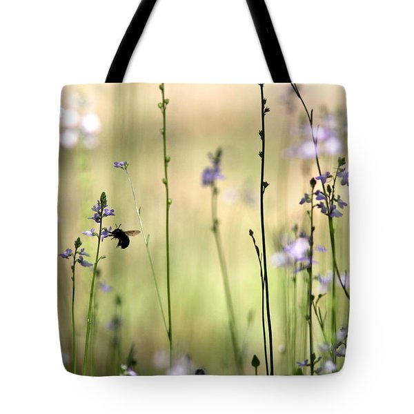 In The Field - Cards Tote Bag by Travis Truelove
