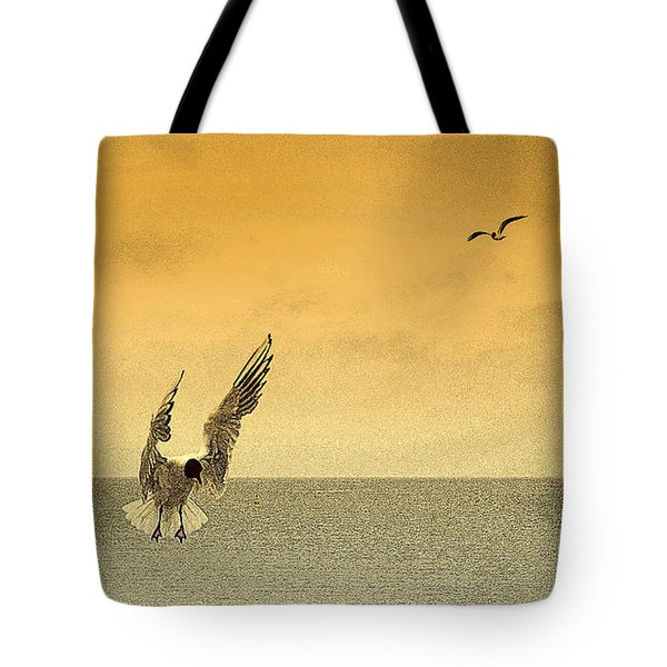 Incoming Tote Bag by Linsey Williams