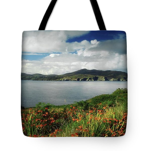 Inishowen Peninsula, Co Donegal Tote Bag by The Irish Image Collection