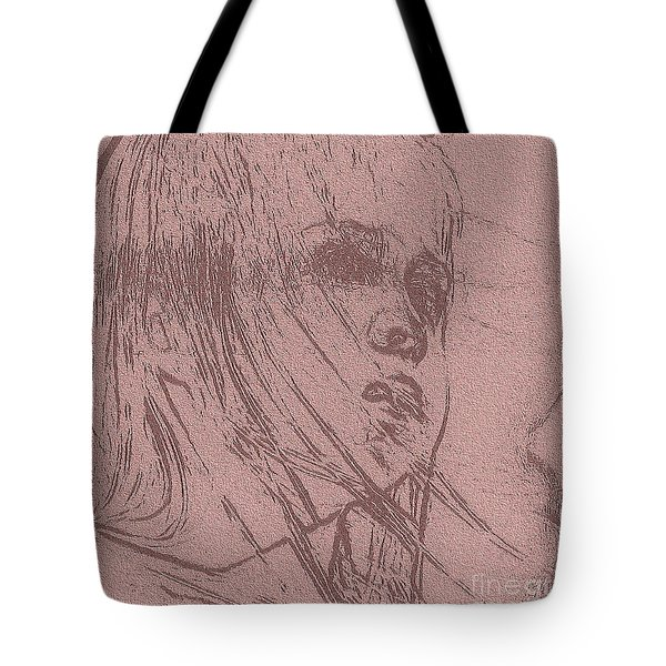 Innocence Tote Bag by Maria Urso