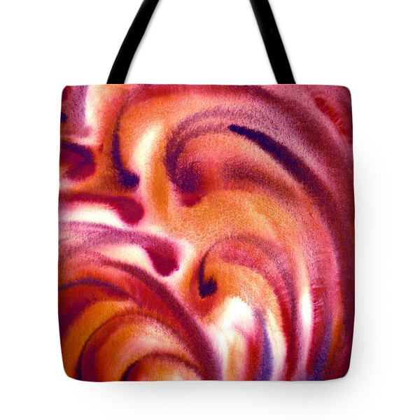 Inpiration One C Tote Bag by Irina Sztukowski
