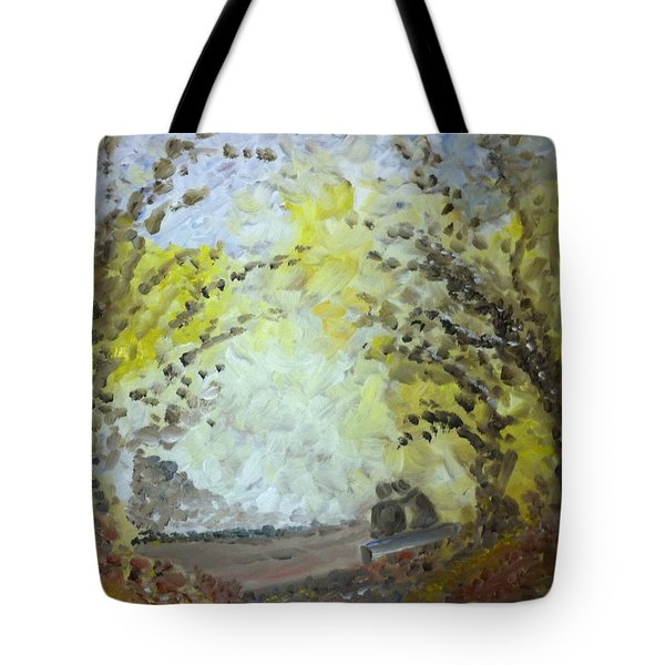 Insieme Tote Bag by B Russo