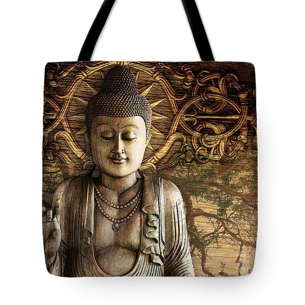Intentional Bliss Tote Bag by Christopher Beikmann