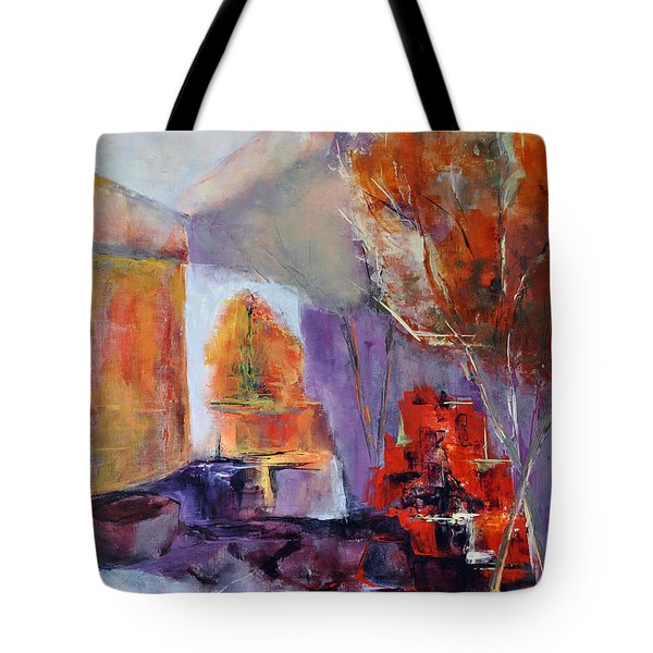 Intimiste Tote Bag by Francoise Dugourd-Caput