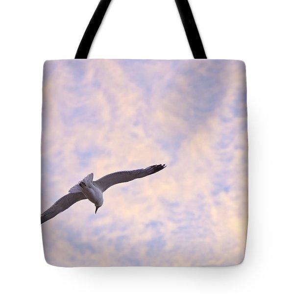 Into The Wind Tote Bag by Priya Ghose
