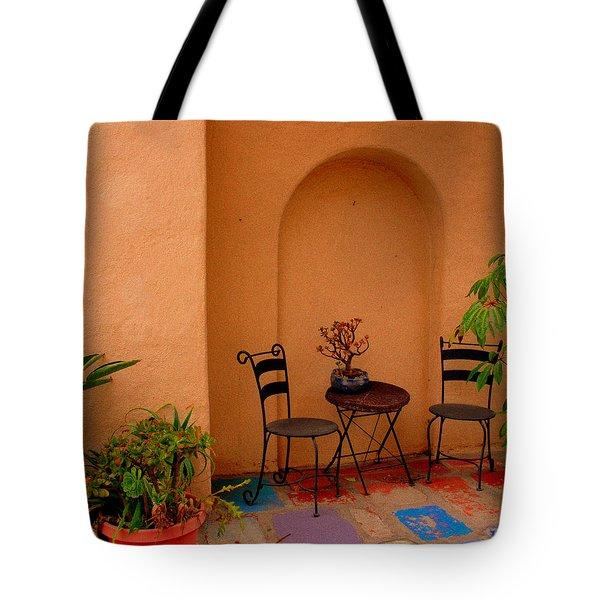 Invitation Tote Bag by Susanne Van Hulst