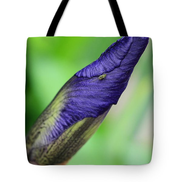Iris And Friend Tote Bag by Lisa  Phillips