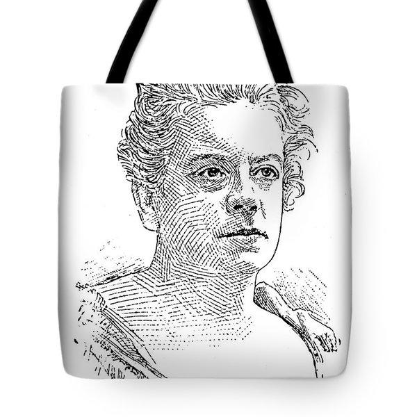 Isabel Florence Hapgood Tote Bag by Granger