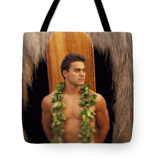 Island Man Tote Bag by Dana Edmunds - Printscapes