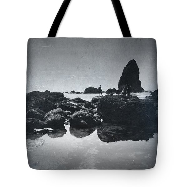 It Seems So Shallow And Low Tote Bag by Laurie Search