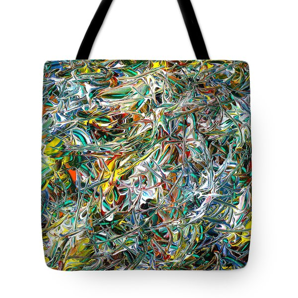 It's Alive One O Six Tote Bag by Carl Deaville