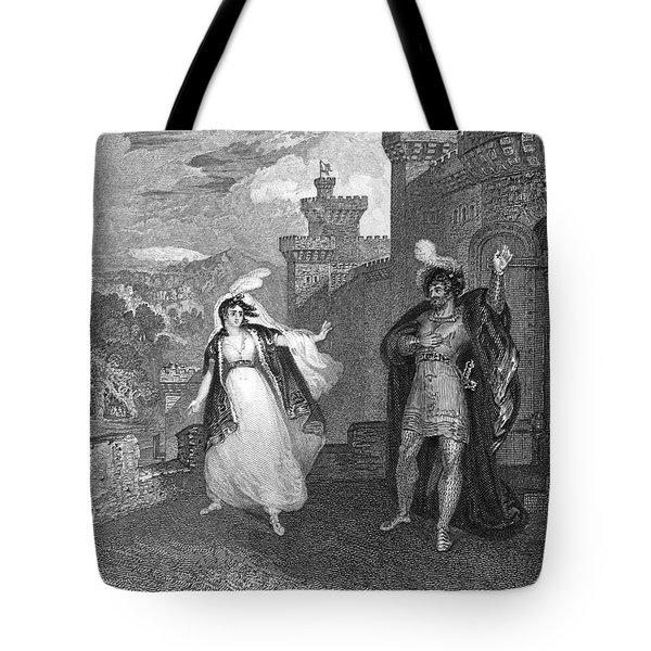 Ivanhoe, 1832 Tote Bag by Granger