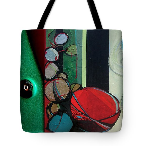 J Hotography 3 Tote Bag by Marlene Burns