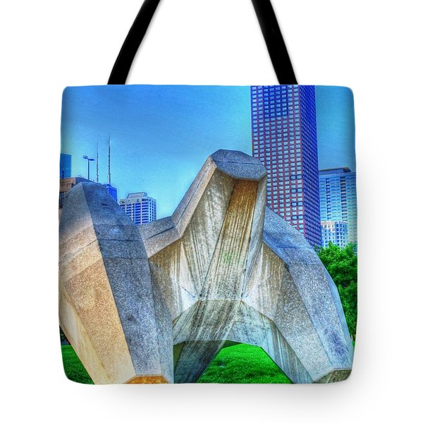 Jack City Tote Bag by Dan Stone