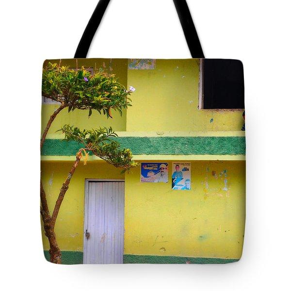 Jacobs Stalk Tote Bag by Skip Hunt