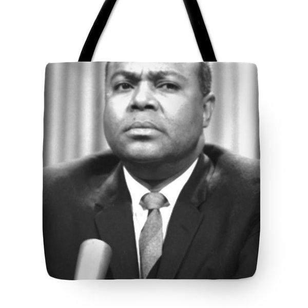 James Farmer (1920-1999) Tote Bag by Granger