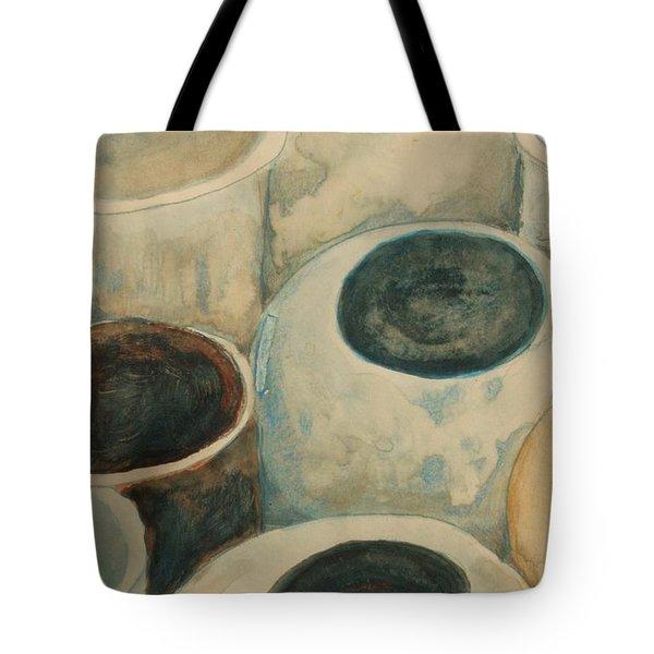 Jars Tote Bag by Diane montana Jansson