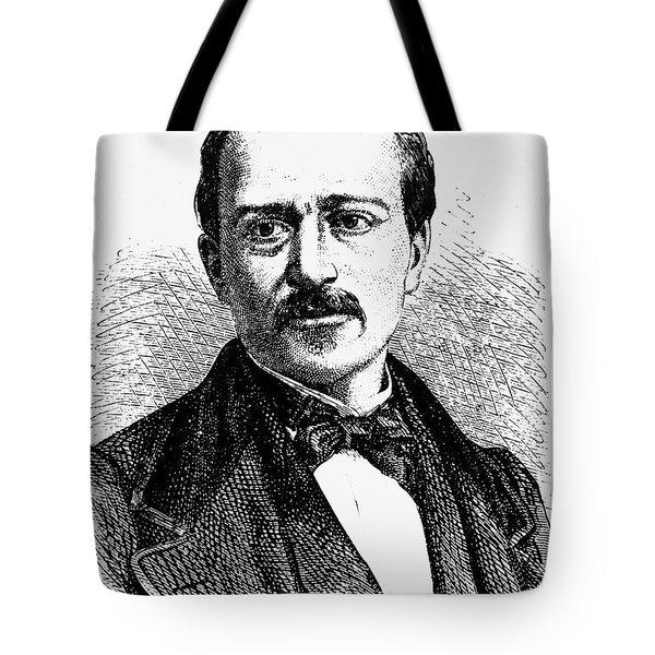 Jean Joseph Etienne Lenoir Tote Bag by Granger