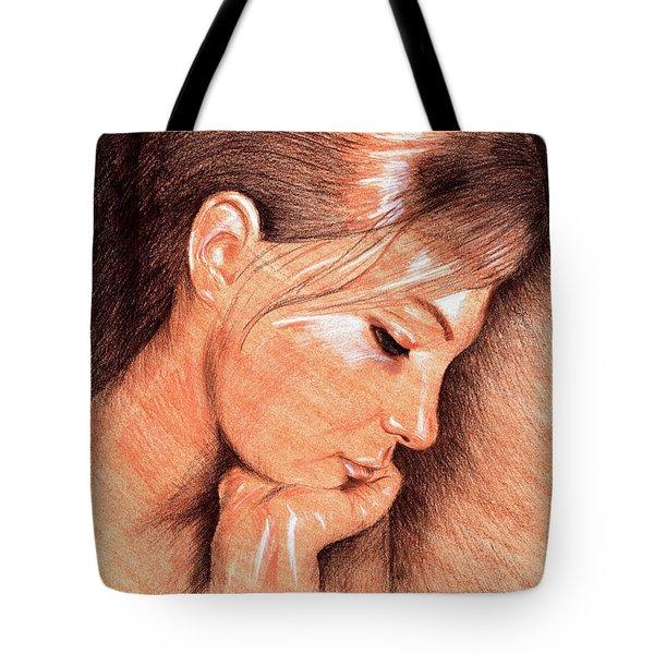Jenny Tote Bag by Hakon Soreide