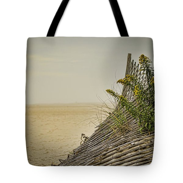 Jersey Shore Tote Bag by Heather Applegate