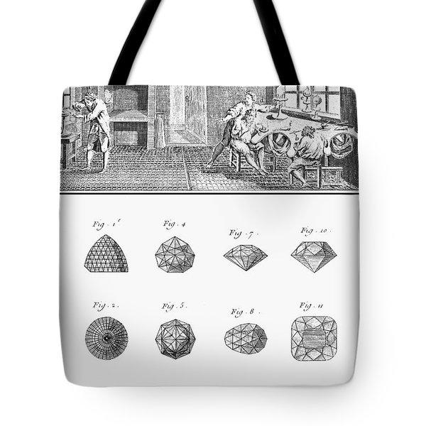Jewelers Workshop Tote Bag by Granger