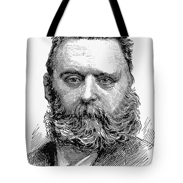Johann Joseph Most Tote Bag by Granger