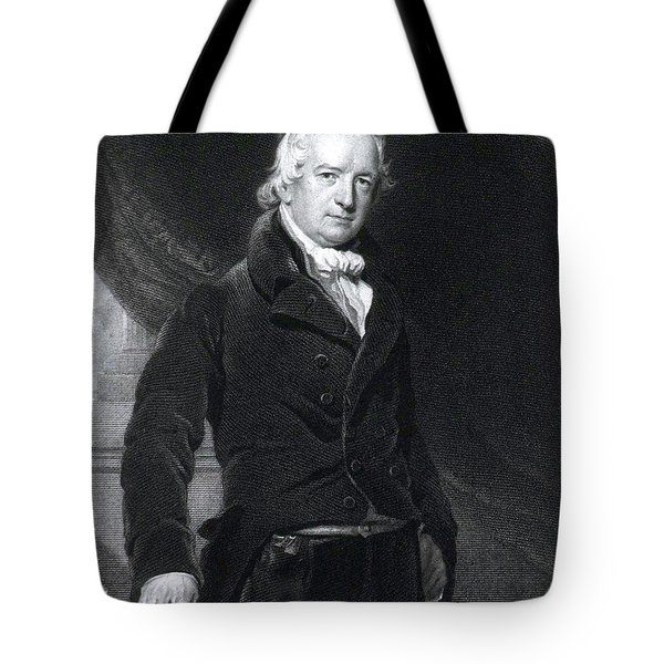 John Abernethy, English Surgeon Tote Bag by Science Source