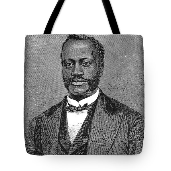 Jonathan Wright (1840-1885) Tote Bag by Granger