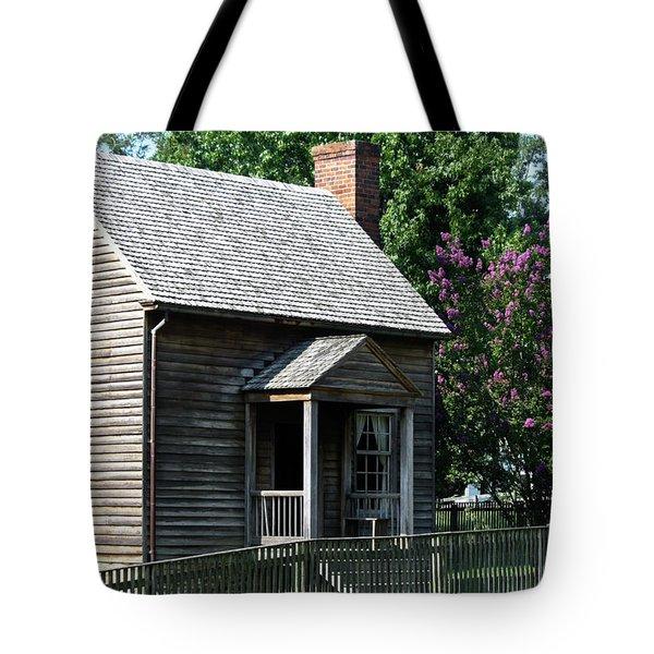 Jones Law Office Appomattox Court House Virginia Tote Bag by Teresa Mucha