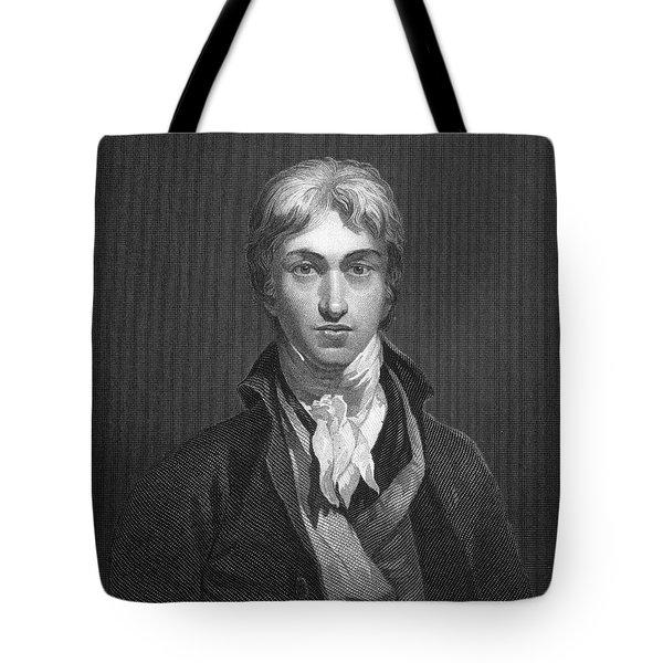 Joseph Turner (1775-1851) Tote Bag by Granger