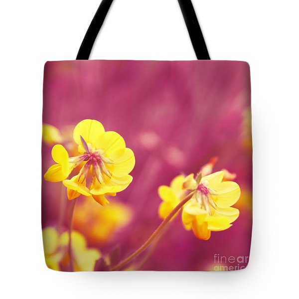 Joyfulness Tote Bag by Aimelle