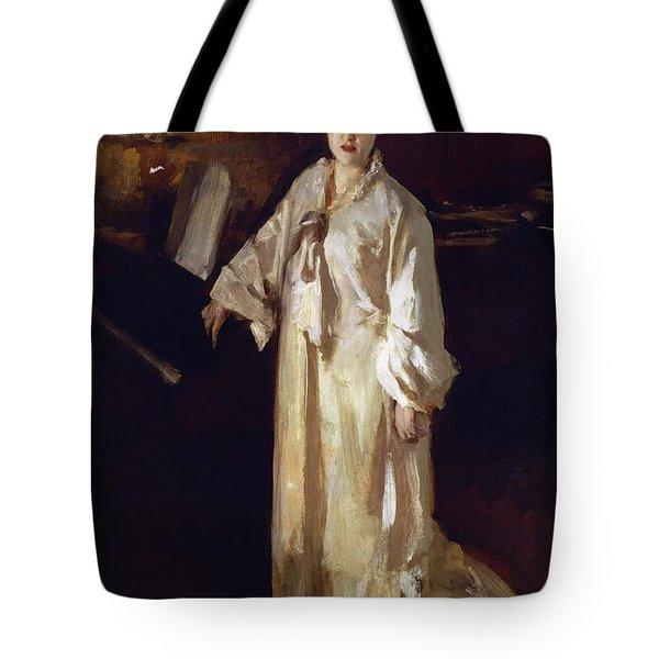 Judith Gautier Tote Bag by John Singer Sargent