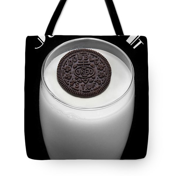Just Dunk It Tote Bag by Andee Design