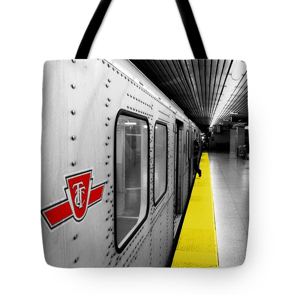 Just in Time Tote Bag by Valentino Visentini