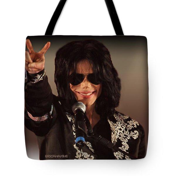 Justice Served Tote Bag by EricaMaxine  Price