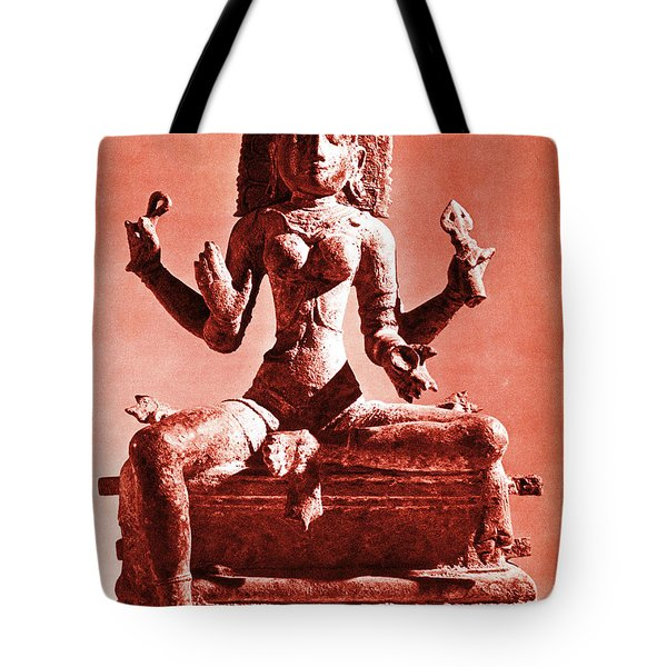 Kali Tote Bag by Photo Researchers