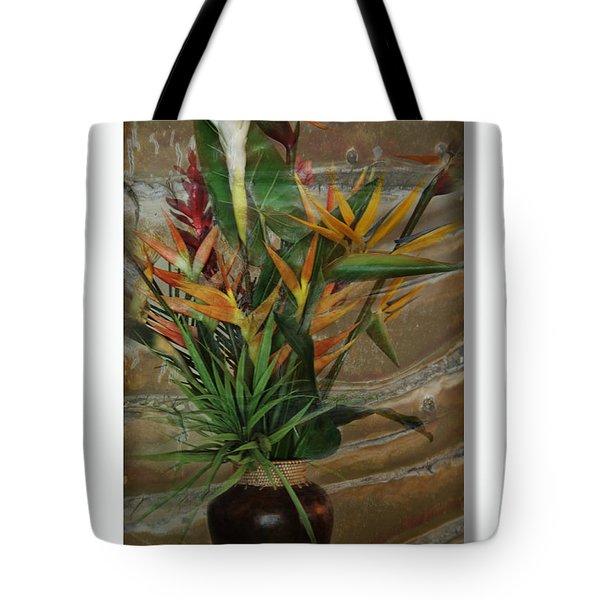 Keanu Tote Bag by Sharon Mau