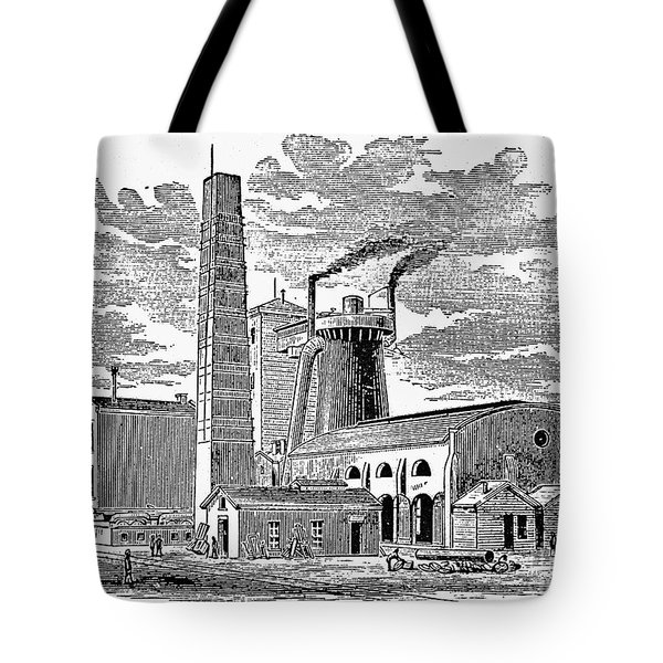 Kentucky: Factory, 1876 Tote Bag by Granger