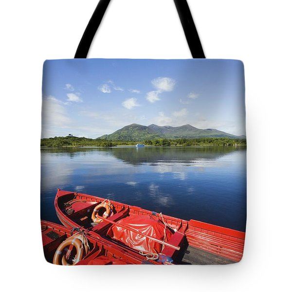 Killarney, County Kerry, Munster Tote Bag by Peter Zoeller