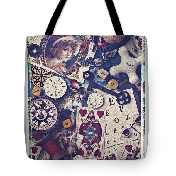 King Of Hearts Tote Bag by Garry Gay