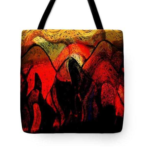 Kkk In The Usa Tote Bag by Lenore Senior