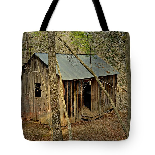 Klepzig Mill 3 Tote Bag by Marty Koch