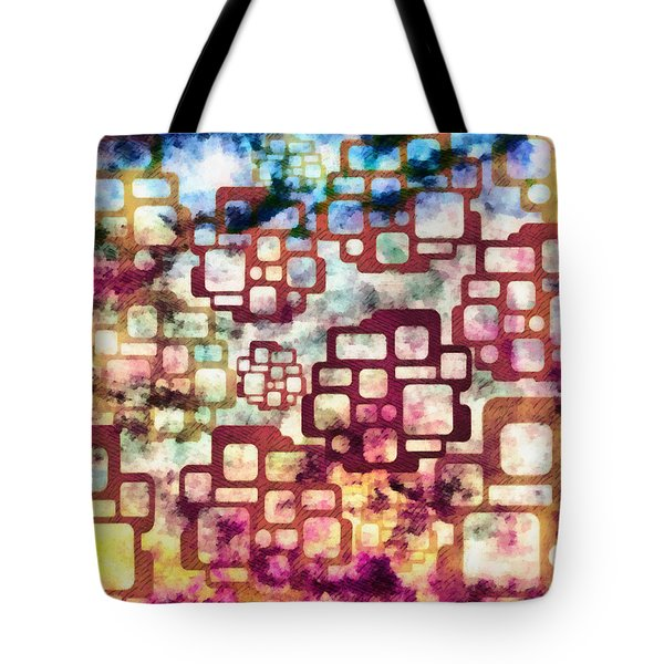 Knowledge Is Not Wisdom 2 Tote Bag by Angelina Vick