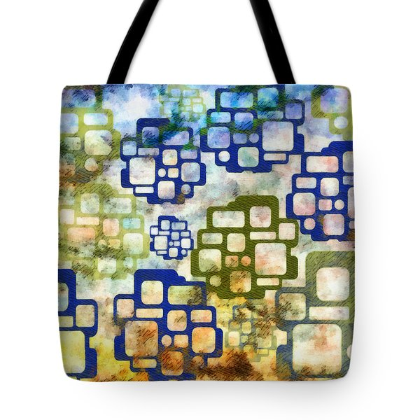 Knowledge Is Not Wisdom 3 Tote Bag by Angelina Vick