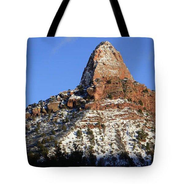 Kolob Canyon Utah Tote Bag by Bob Christopher
