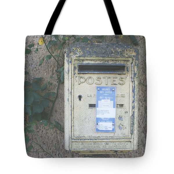 La Poste Tote Bag by Nomad Art And  Design