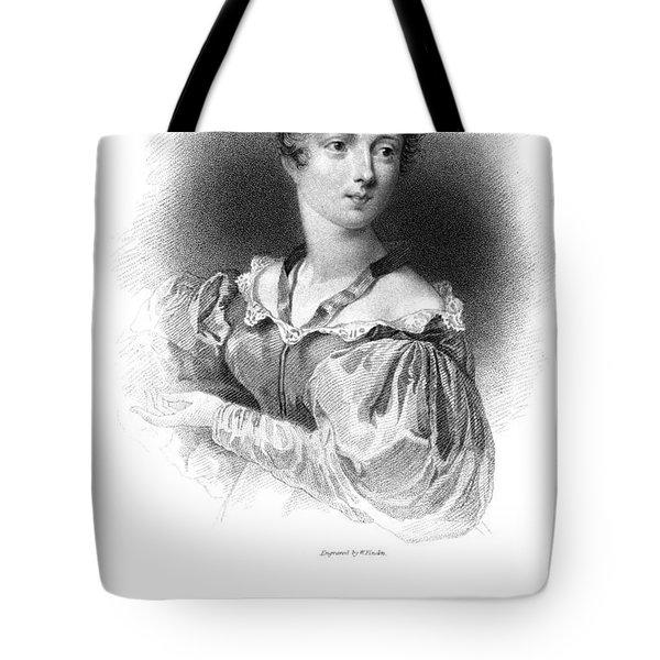 Lady Caroline Lamb Tote Bag by Granger
