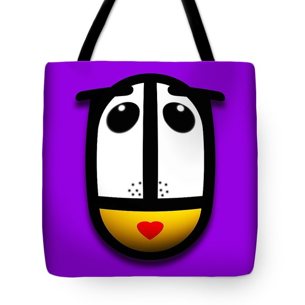 Ladymouse Tote Bag by Charles Stuart