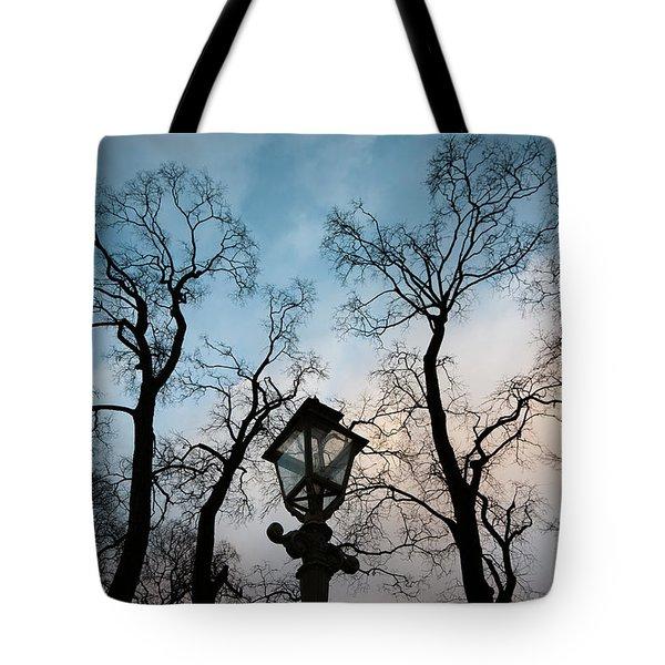 Lantern Tote Bag by Konstantin Dikovsky