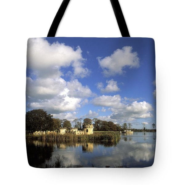 Larchill Arcadian Garden, Co Kildare Tote Bag by The Irish Image Collection